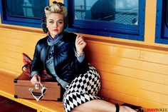 elle king teen vogue may 2013 Elle King, Female Singers, Pin Up Style, My Style, King Fashion, Rockabilly Fashion, Rockabilly Style, Style, Attitude