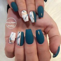 Acrylic nail art 809522101757057977 - Trendy Fashion Style Women's Clothing O. Acrylic nail art 809522101757057977 - Trendy Fashion Style Women's Clothing Online Shopping – SHOP NOW ! When … Source by deandredonavan Classy Nails, Stylish Nails, Trendy Nails, Cute Nails, Summer Acrylic Nails, Best Acrylic Nails, Acrylic Nail Art, Summer Nails, Marble Nail Art