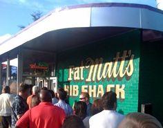 Fat Matt's Rib Shack: Atlanta, GA