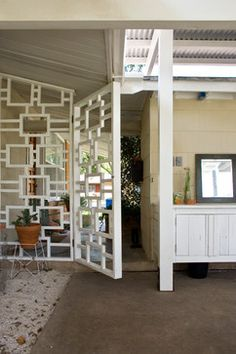 Eclectic Home carport Design Ideas, Pictures, Remodel and Decor