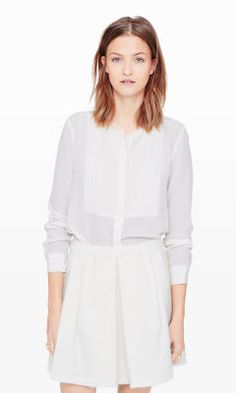 Darci Top - Club Monaco Long Sleeve - Club Monaco