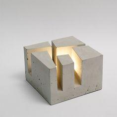 betonWare stövchen t_licht