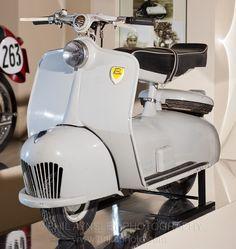 Piatti S 125 1955 - 1957 #scooter