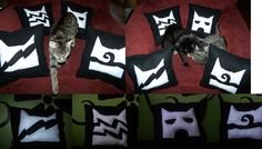 Warrior cat pillows (not mine) I NEED THEM GIVE THEM TO ME RIGHT NOW
