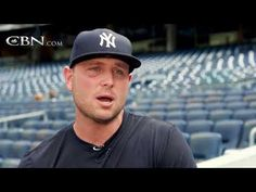 Baseball Veteran Brings Wisdom and Faith to the Yankees - YouTube New York Yankees, Team S, World Series, Athlete, Baseball Hats, Bring It On, Youtube, Wisdom, Sports