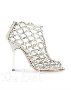 Silver Wedding Shoes / Scarpe da sposa argentate