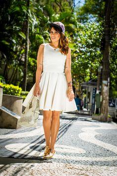 mais em http://modices.com.br #creeper #baseballcap #dress