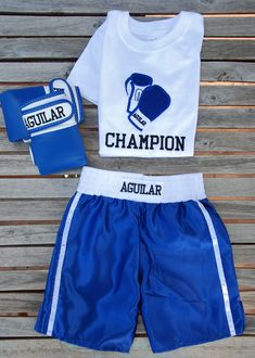 can be Personalised Size 3-6 Months White Future Heavyweight Boxing Champ Baby//Toddler Hoodie