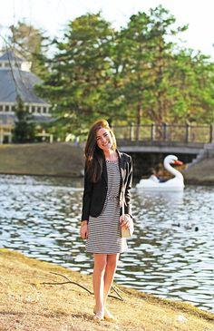 Classy Girls Wear Pearls: Duck Paddle