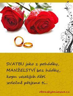 Svatební přání obrázky, citáty a animace pro Facebook - ObrazkyAnimace.cz Place Cards, Place Card Holders, Facebook, Baby, Baby Humor, Infant, Babies, Babys