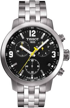 T055.417.11.057.00, T0554171105700, Tissot prc 200 quartz chrono watch, mens