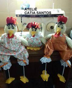 casal de galinhas