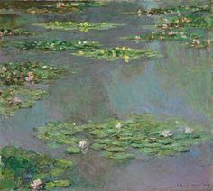"A work from Claude Monet's ""Water Lilies"" series has been sold for more than $43 million at a New York City auction.The work dates from 1905. That's the year Monet began a feverish phase of paintings depicting his garden's lily pond in Giverny (zhee-vehr-NEE'), France. The work that was sold is considered among the best."