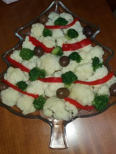 Yams, Food Presentation, Caprese Salad, Food Styling, Christmas Cookies, Food And Drink, Christmas Decorations, Cooking, Desserts