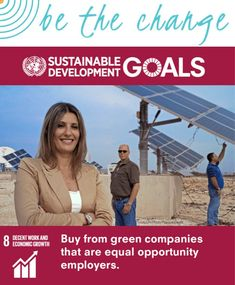 8 About the Sustainable Development Goals - United Nations Sustainable Development Work Opportunities, Employment Opportunities, Social Contract, Environmental Degradation, Gender Pay Gap, Green Companies, Social Policy, Equal Opportunity, Global Economy