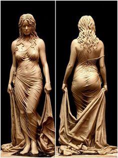 The detail of this statue by Benjamin Victor Bathsheba. Art Sculpture, Outdoor Sculpture, Stone Sculpture, Metal Sculptures, Abstract Sculpture, Wow Art, Art Plastique, Erotic Art, Female Art