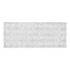 Vitra Dreamlike Matt White Decor Tile. ◾Usage Kitchen, Bathroom ◾Tile Size: 500x200x9mm ◾Type: Glazed Ceramic ◾Colour: Matt White ◾Suitable for: Wall www.studiodesigns.co.uk