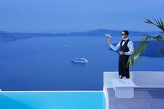 Enjoy gracious hospitality at Chromata Up-Style Hotel located in Santorini, Greece that meets the expectations of the most discerning guests. Imerovigli Santorini, Santorini Greece, Leading Hotels, Up Styles, Explore, Hospitality, World, Beach, Travel