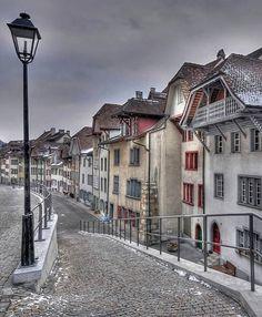 Winter in Halden - Aarau, Switzerland | by René Gysi