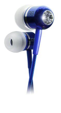 Bassbuds BLUE Fashion earphones