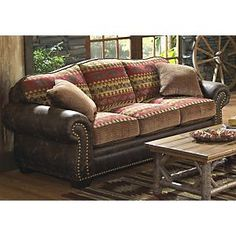 Bear Creek Sofa Found In Our Rustic Sofas At Home Furniture Design Ideas.