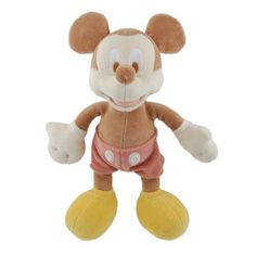 "MICKEY MOUSE 11"" Organic Plush Toy"