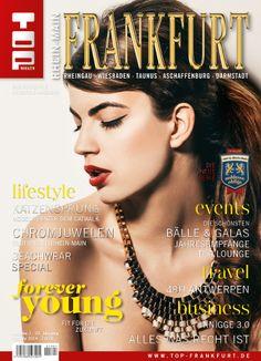 TOP Magazin Frankfurt Rhein-Main / Frühjahr 2014