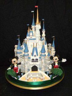 Disney Wedding Cakes | Walt Disney World For Grownups