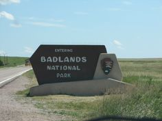 Badlands National Park, South Dakota - The park protects 242,756 acres of sharply eroded buttes, pinnacles, and spires blended with the largest undisturbed mixed grass prairie in the United States.