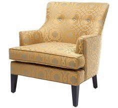 The Clark Chair, Jane by Jane Lockhart.
