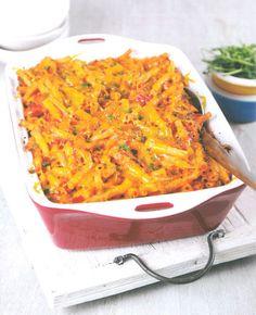 [Resep] Pasta á la lekker Lamb Recipes, Meat Recipes, Pasta Recipes, Chicken Recipes, Cooking Recipes, Healthy Recipes, Recipies, Yummy Recipes, South African Recipes
