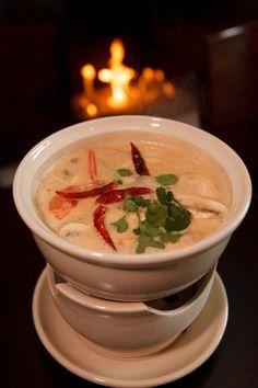 Tom Kha Kai soup at Ekamai Thai Curry, now in two Salt Lake City locations. (Trent Nelson  |  The Salt Lake Tribune)