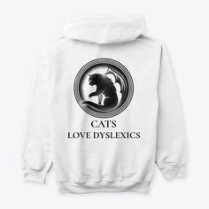 Cat Love, Hoodies, Sweatshirts, Graphic Sweatshirt, Sweaters, Fashion, Moda, Fashion Styles, Parka