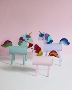 Einhorn aus Pappe und Wolle basteln Best Picture For Spring Art Projects For Kids classroom For Your Recycled Crafts Kids, Recycled Art Projects, Cardboard Crafts Kids, Cardboard Animals, Creative Crafts, Fun Crafts, Arts And Crafts, 5 Year Old Crafts, Bear Crafts