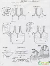 Risultato immagini per cartamodello per borsa in feltro