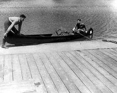 Old School canoe trip to Hudson's Bay in a Wooden Canoe
