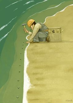 9 Political Cartoons That Put Climate Change In Perspective
