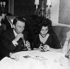 Frank Sinatra & Ava Gardner.