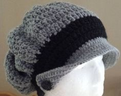 Winter Hat Womens Hat Womens Slouchy Beanie Slouchy by Ebruk