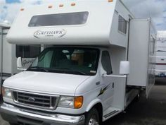 This Used 2005 #Jayco Greyhawk 27ds #Class_C_Motorhome looks awesome from outside as well as inside. It has Dinette Booth, Deluxe Cabinets, Ducted AC, Fiberglass Exterior, Front Kitchen, Leather seats, Awning Patio and many more facilities. It's available in Meridian, ID, USA by Camping World Rv Sales – Boise for $48858. Just visit RvStock.Net for more details about dealer.