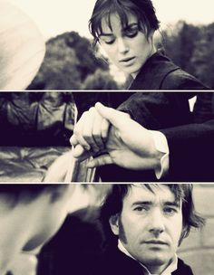 I'm seriously a nerd, but I don't care. I will always love Pride and Prejudice, movie and book.