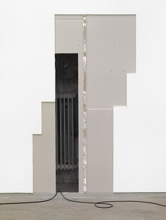 Steve Bishop . 'if everything has a place then place too has a place VI, 2012