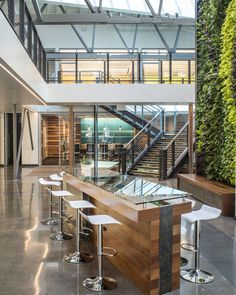 DPR Construction Office | Designed by FME Architecture + Design
