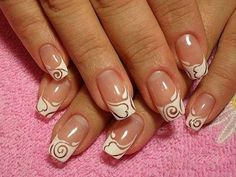 Nail art unghie autunno inverno 2013-2014