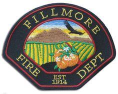 Fillmore Fire Dept. Patch