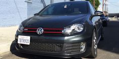 Mk6 GTI Fires 360HP to the Front Wheels