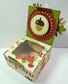 Scor-pal - Inside the Acorn Gift Box