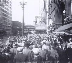 State Street, 1929, Chicago