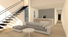 Xotta Architects - Architectural design & drafting practice located in Melbourne, Australia Beautiful Architecture, Architecture Design, Townhouse, Architects, Melbourne, Building A House, Stairs, Home Decor, Architecture Layout
