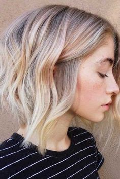 blond caramel : photos de balayage blond caramel que vous allez adorer | Coiffure simple et facile